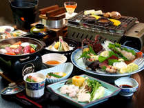 夏の特定日限定♪通常会席料理よりさらにグレードアップ!!!