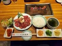 太昌園さんの焼肉ディナー