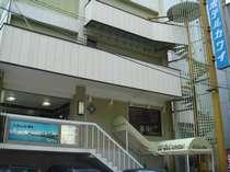 ホテルカワイ