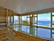 最上階・展望大浴場