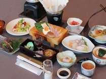 一泊2食付き【文殊会席】◆新鮮な地魚と地元野菜を贅沢にお届け♪