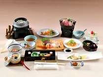 【NEW】一泊2食付き【四季彩御膳】◆新鮮な地魚と地元野菜を贅沢にお届け♪