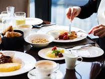 朝食(20階 ノカ ロースト&グリル)