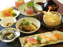 夕食付★旅の楽しみは夕食★地元料理人がおもてなし♪