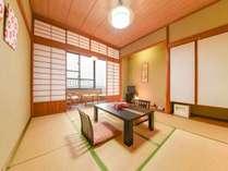 *【部屋(和室)】和室ならではの風情や落ち着きに包まれながら和の心を実感いただけます。