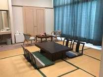 【団体利用客室】6名様までのグループに最適♪ 和室8畳客室(朝食付プラン)