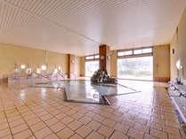 *大浴場/天然温泉に浸かり心身ともに癒されるひと時をお過ごし下さい。