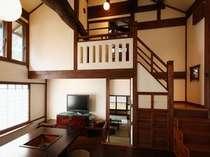 蔵造り二階建てタイプ(最大9枚様まで泊まれます)