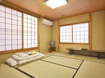 【和室一例】畳でごろごろ♪ゆっくりお寛ぎいただけます。