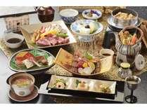 「松茸と牛肉の石焼き」をど~んと1,000円割引プラン!