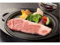 【8月10日・15日限定】まだ間に合う!特典付き!涼を求めて奥多摩へ!夏の彩会席プラン「牛肉のステーキコース