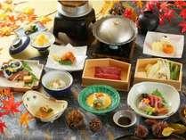 【直前割】第2弾おトクな秋プラン♪1,000割引と特典付き!旬の日本料理プラン・秋