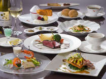 ◇◆ホテルディナー◆◇海の幸と信州の恵みフレンチ