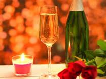 《クリスマス期間限定》★特典付★イタリア産スパークリングワイン1本プレゼント♪(素泊まり)