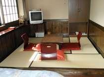 和洋室・トリプルは小さな和室付きです。