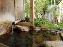 貸切露天風呂・河童の湯