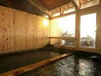 【浴場】内湯&露天風呂をお楽しみ頂けます。