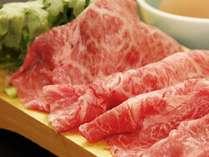 【料理一例】飛騨牛すき焼き