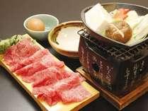 【料理一例】すき焼きプラン