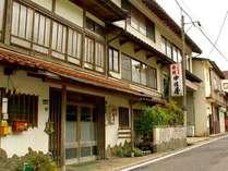 ■外観■和田山ICより60分★創業50年以上!小代温泉唯一の温泉旅館です。