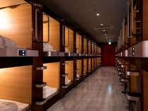 女性カプセル室
