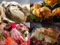 丹後の夏の美味旬彩を余すことなく堪能して頂く夏シーズン一番人気!夏の黄金食材プラン