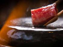◆料理で選ぶ◆(竹)「特撰京都牛」×「鮑」間違い無しの二大食材のグルメ尽くし♪