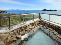 ◆【露天風呂】瀬戸内海を望む自慢の絶景露天風呂をお楽しみください。