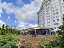 ハイランドリゾートホテル&スパ 外観