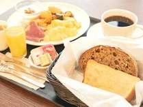 上島珈琲店 朝食メニュー(1)クラシックモーニング AKASAKA STYLE