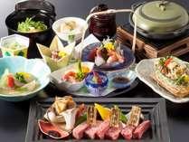 贅沢づくし「和食会席」(イメージ)