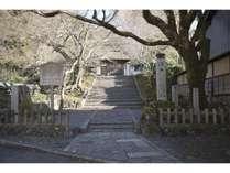 哲学の道 安楽寺近辺。春は、桜が美しいです。