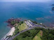 【外観】周りを見渡せば海!山!自然いっぱい!