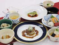 【贅沢会席】和牛を使った肉料理付き!量・質ともに満足のグレードアップ料理