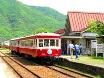 《鉄道好き必見!》懐かしの片上鉄道を見に行こう♪当館より車で5~10分!【1泊朝食付き】