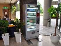 タバコ販売機は1Fロビーにございます。