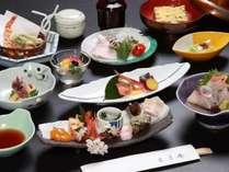 【お食事処でのお食事限定!5940円OFF】GW明け~6月末までの限定企画!◆まごころ懐石◆