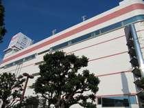 ホテル センチュリーイン浜松 外観
