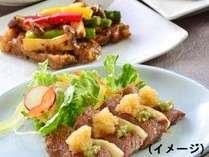 「長崎和牛と海の幸の和中会席」付きプラン(2食付)