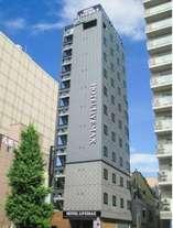 ホテルリブマックス浅草橋駅北口(2018年7月20日オープン)