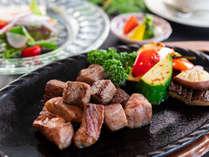 黒毛和牛サイコロステーキセット