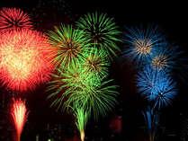 【7月16日(土)限定】◆越前夏祭り花火大会◆!