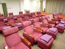【休憩室】観劇やお食事までの時間の待ち時間等等にご利用下さい♪