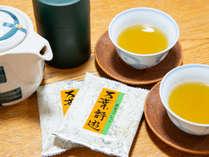 *【ウェルカムドリンク】お部屋にお茶菓子をご用意しております。