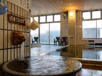 *【温泉】非常に湯ざわりのいいお湯で、ぬるぬるだけど、お肌はツルツル!
