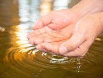 *【温泉】八尾の隠し湯!時間によって色味・効能が変わる不思議なお湯。
