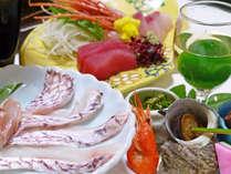 【春のお料理】ミナミの老舗割烹で腕を磨いた熟練料理人が提供する月替わり会席(※一例)