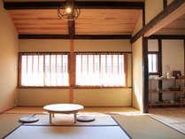 お部屋の窓から美観地区を望めます
