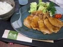 【生姜焼き】豚ロースの生姜焼きです☆タレがとってもGOOD!!,岐阜県,ホテルルートイン中津川インター
