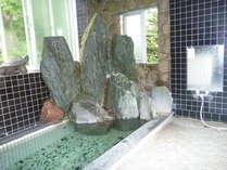 貸切風呂浴室
